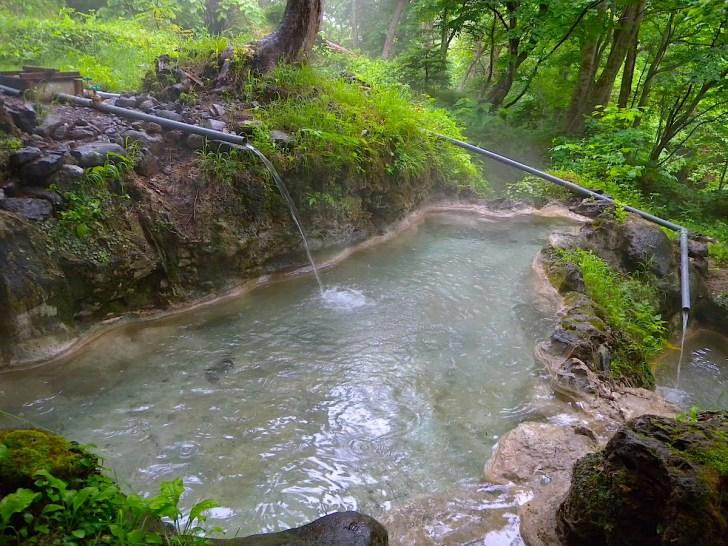 地の涯露天風呂