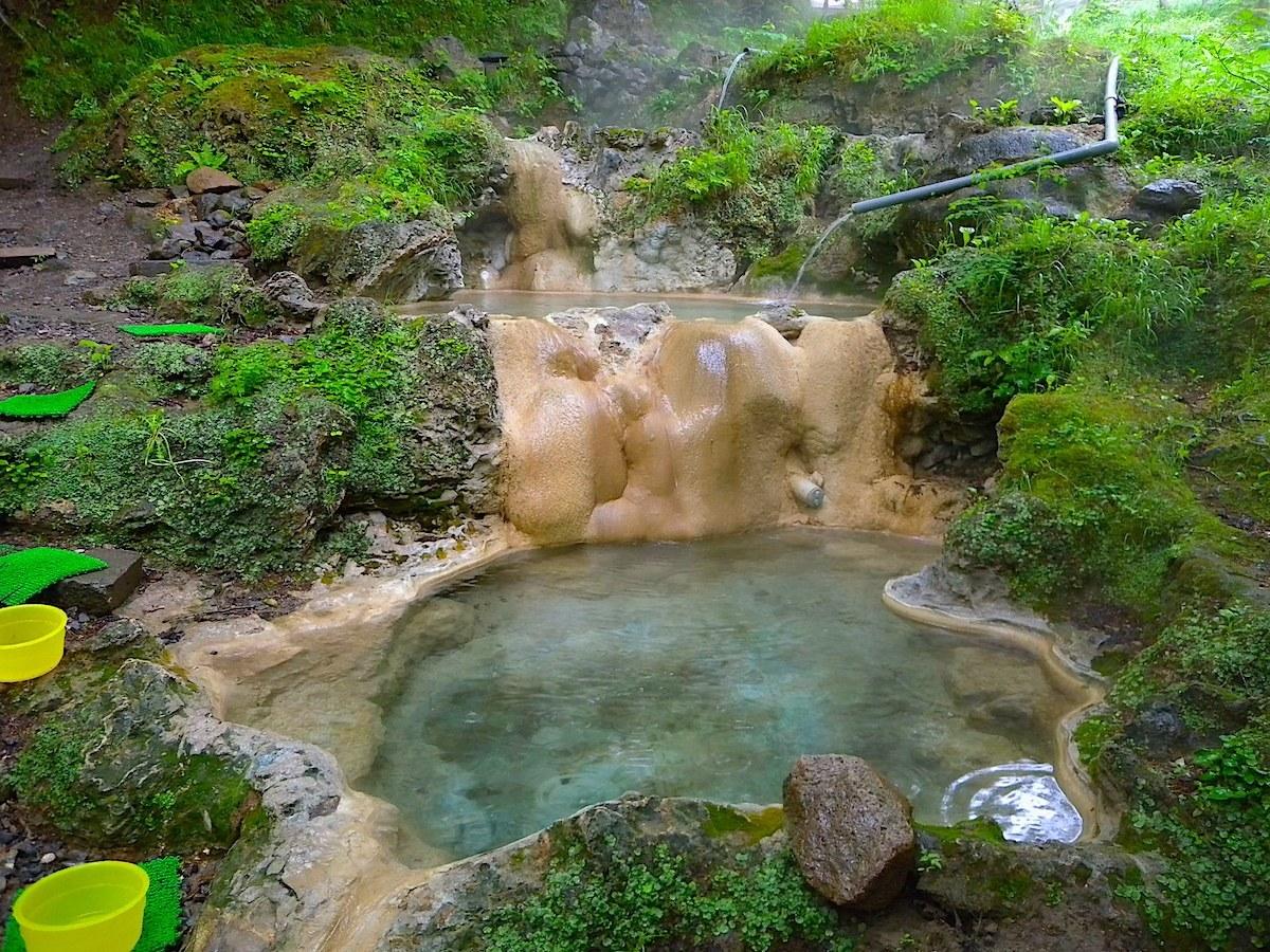ホテル地の涯露天風呂