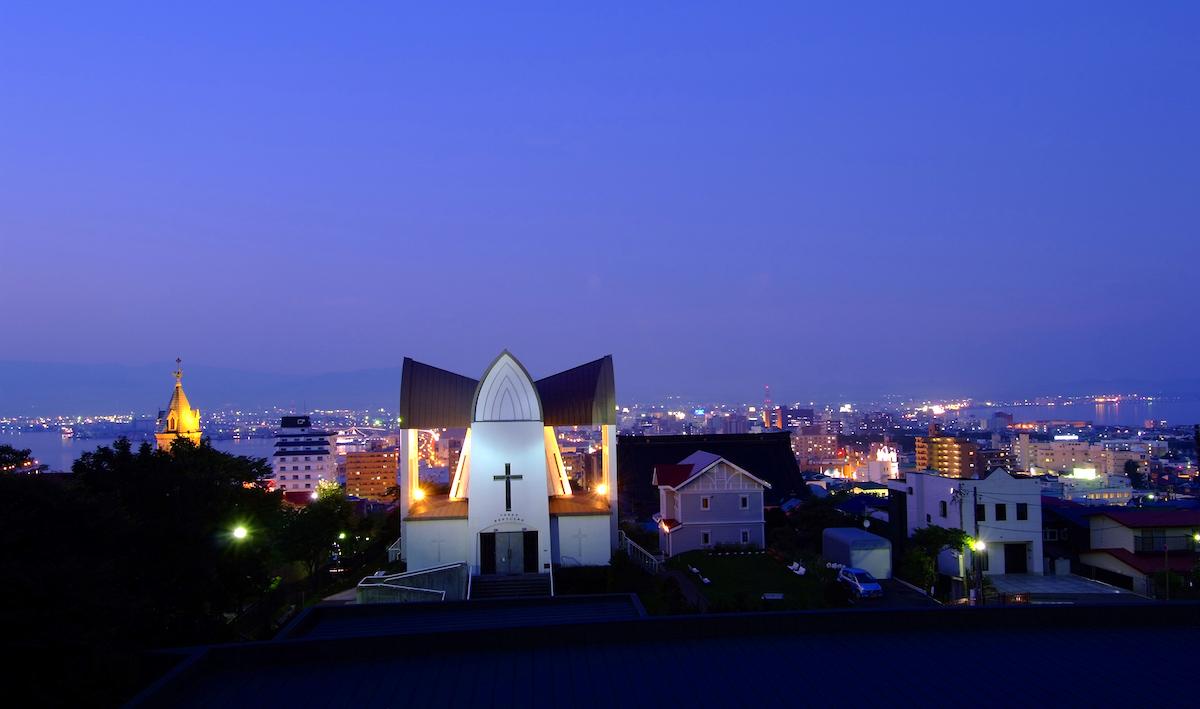 日本聖公会 函館聖ヨハネ教会