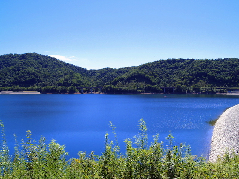 忠別湖(忠別ダム)