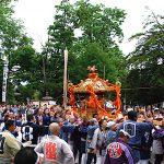 永山神社例祭