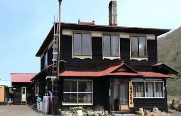 旧上藻別駅逓所