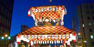 くしろ市民北海盆踊り(釧路市)