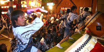今金八幡宮例大祭(今金町)
