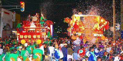 真駒内神社『例大祭』(せたな町)
