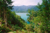 オコタンペ湖展望台