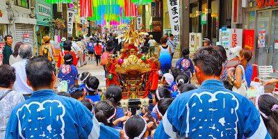 第66回 狸まつり(『狸八徳例大祭』)|2019