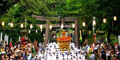 函館八幡宮例大祭